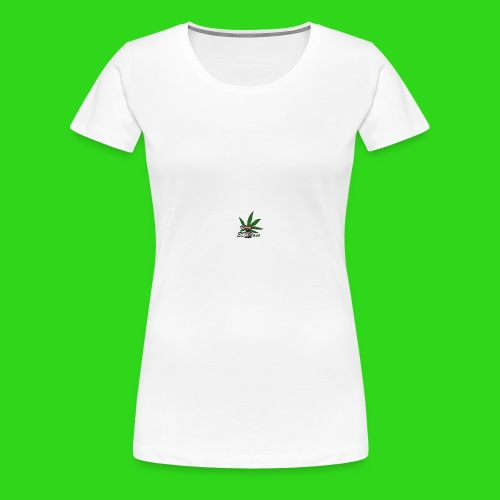 ED Glass Logo - Women's Premium T-Shirt
