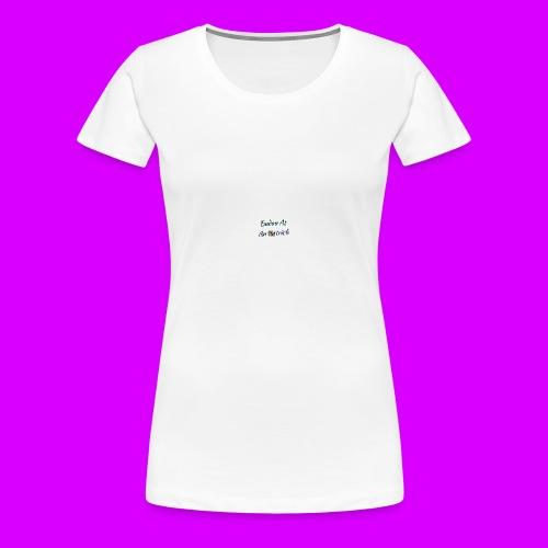 ipod touch ostrich box - Women's Premium T-Shirt