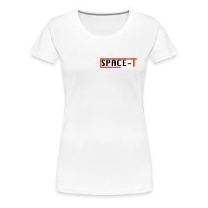 Space-T march 1 - Women's Premium T-Shirt