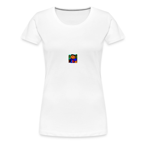 Isaac The Gamer - Women's Premium T-Shirt