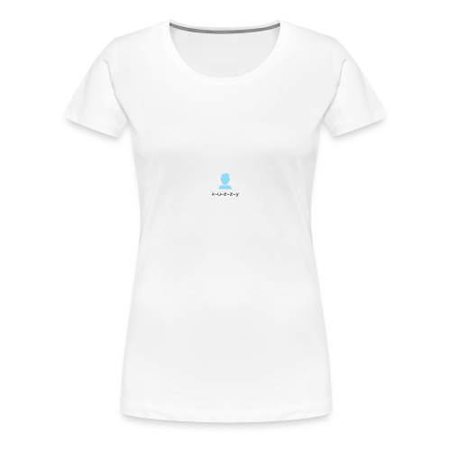 KUZZY SHIRT - Women's Premium T-Shirt