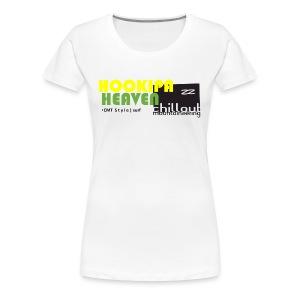 HOOKIPA_HEAVEN_R1 - Women's Premium T-Shirt