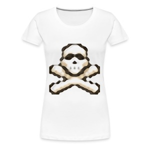 Wildy Shirt - T-shirt premium pour femmes