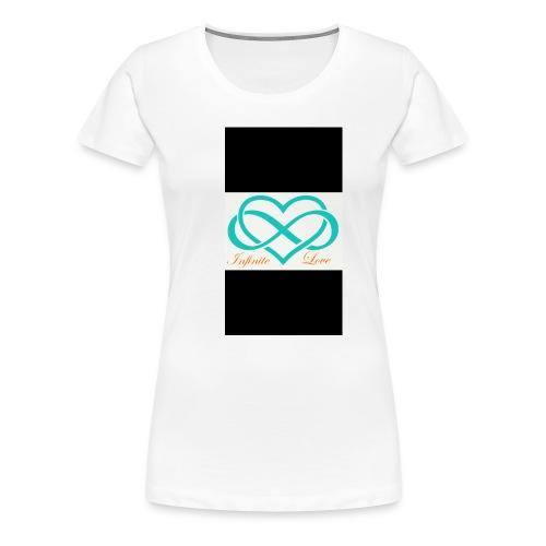 Love unending - Women's Premium T-Shirt