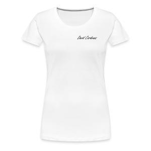 DC Vlogs - Women's Premium T-Shirt