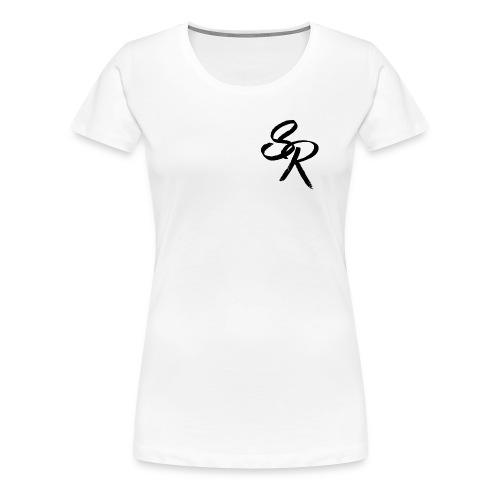 S.R - Women's Premium T-Shirt