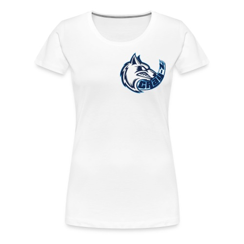 New Wolf - Women's Premium T-Shirt