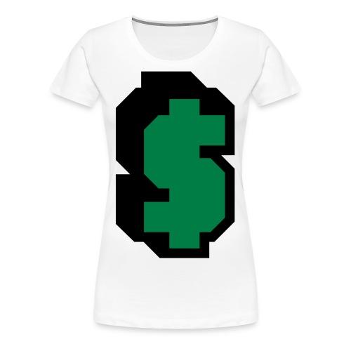 capitalism $ - Women's Premium T-Shirt