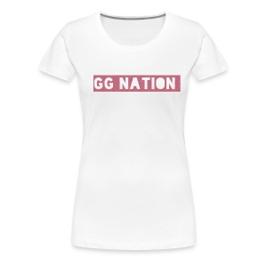 GG NATION MERCH - Women's Premium T-Shirt