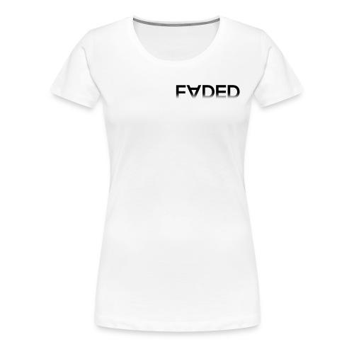 FVDED - Women's Premium T-Shirt