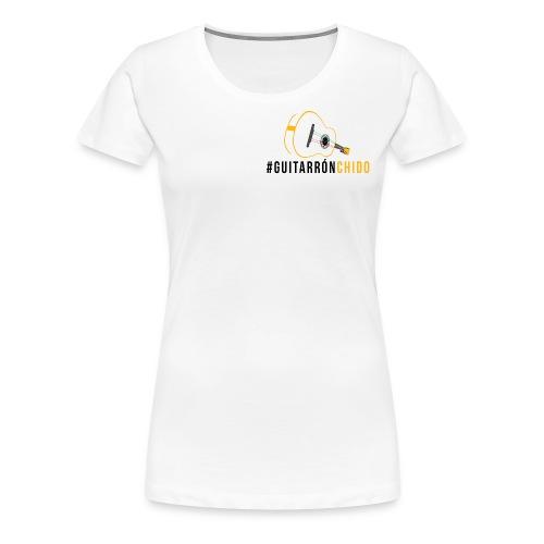 Guitarron Chido Hashtag - Women's Premium T-Shirt