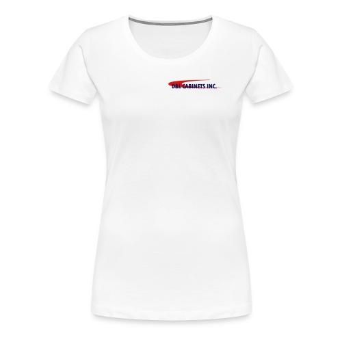 D&L Cabinets INC. - Women's Premium T-Shirt