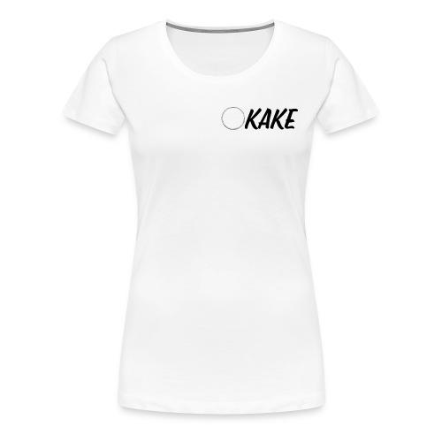 KaKe - Women's Premium T-Shirt