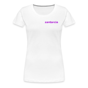 zantarcian merch - Women's Premium T-Shirt