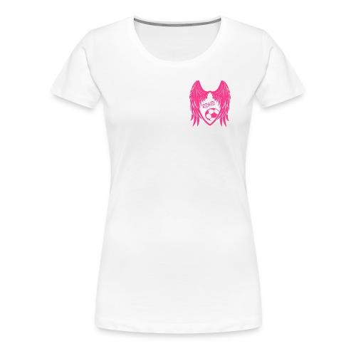 Pink - Women's Premium T-Shirt