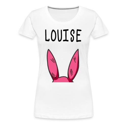 Louise - Women's Premium T-Shirt