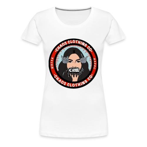 Classic Chaos Logo - Women's Premium T-Shirt