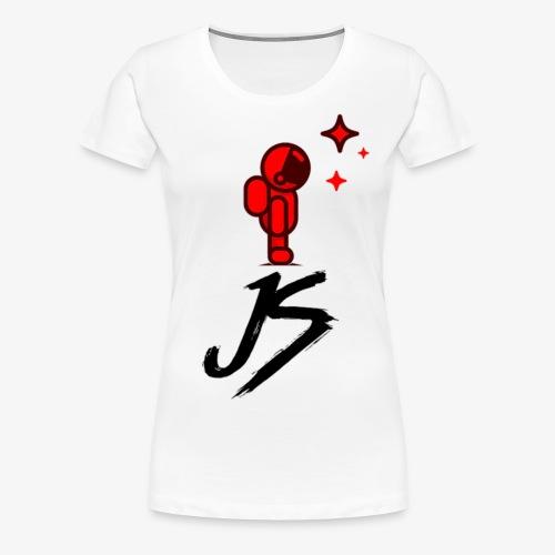Black Astro - Women's Premium T-Shirt