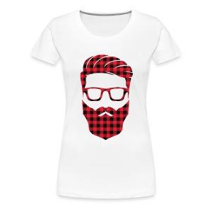 TILES HIPSTER - T-shirt premium pour femmes