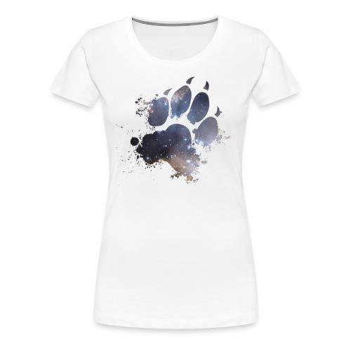 Mark of the Space Wolf - Women's Premium T-Shirt
