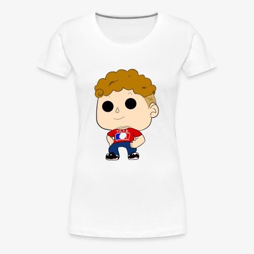 TATE 2017 ICON by Jordan - Women's Premium T-Shirt