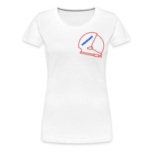 Astronaut - Women's Premium T-Shirt