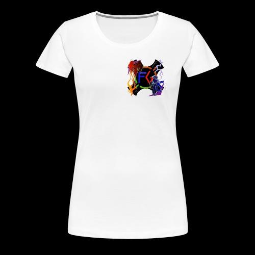 Fable Gaming logo - Women's Premium T-Shirt
