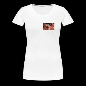 Y M C A Vine - Women's Premium T-Shirt