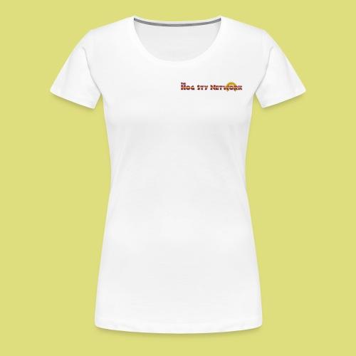 Hog Sty Podcast Network - Women's Premium T-Shirt