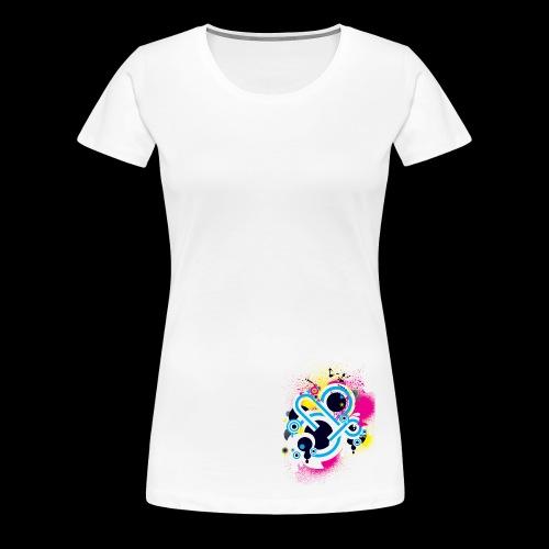 ultimate colored - Women's Premium T-Shirt