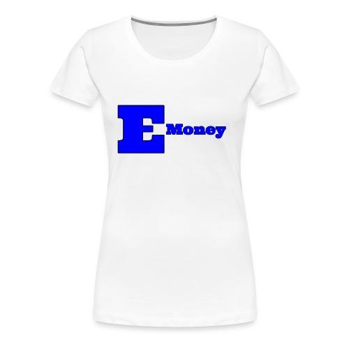 EMoney #1 - Women's Premium T-Shirt