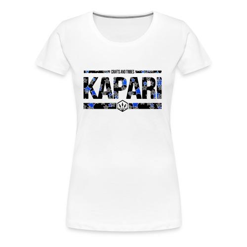 Crafts and Tribes - Kapari - Women's Premium T-Shirt