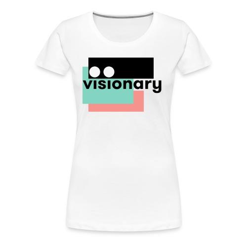 247 visionary - Women's Premium T-Shirt