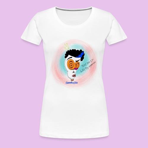 Crazy Cain - Women's Premium T-Shirt