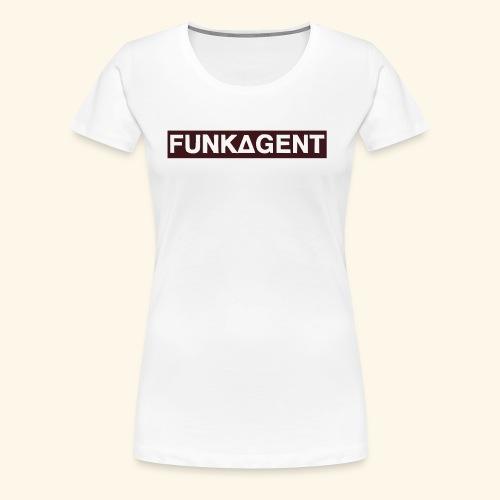 FunkAgent - Women's Premium T-Shirt