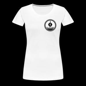 Cast Iron Mafia Soldier Logo - Women's Premium T-Shirt