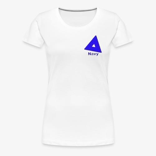 Navy Merchandise style 1 original - Women's Premium T-Shirt