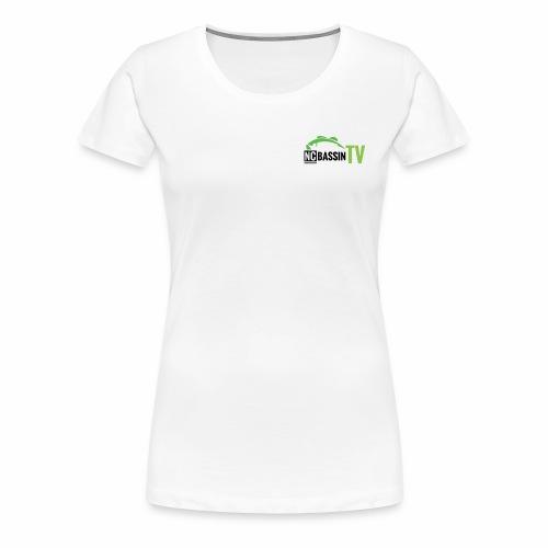 NCBTV LOGO - Women's Premium T-Shirt