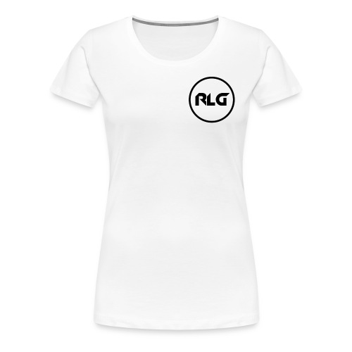 RLG (Black) - Women's Premium T-Shirt