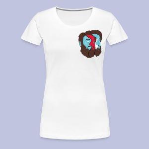 Spitting Image Head - Women's Premium T-Shirt