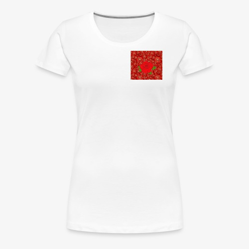 Sea of Rosez - Women's Premium T-Shirt