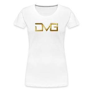 JMG Gold - Women's Premium T-Shirt