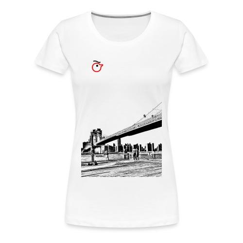 Rocaola Brooklyn - Women's Premium T-Shirt