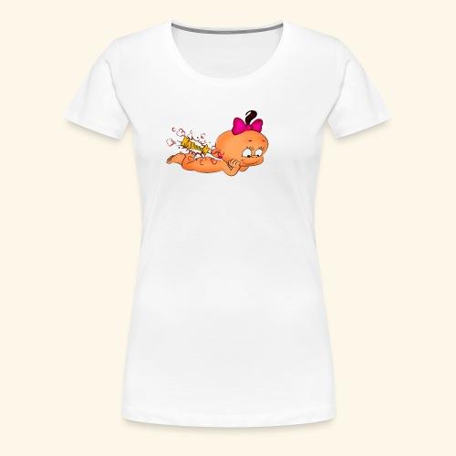 Babby Ka Boom - Women's Premium T-Shirt