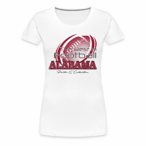 Pastor G Collection - Best In Football Alabama - Women's Premium T-Shirt