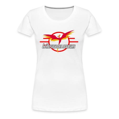 Official Logo LRJ - Women's Premium T-Shirt