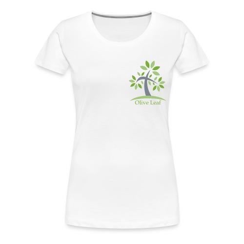 Olive Leaf - Women's Premium T-Shirt