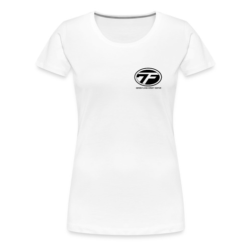 7 Flags - Women's Premium T-Shirt
