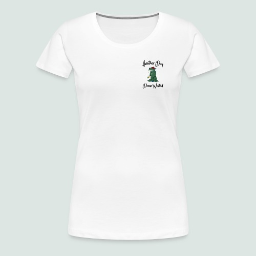 Frogtupus (black lettering) - Women's Premium T-Shirt
