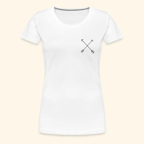 Arrow Collection - Women's Premium T-Shirt